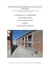 Documento PDF dossier promocion villacastin 2011