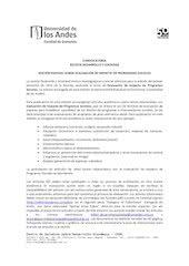 Documento PDF convocatoria evaluaci n de impacto programas sociales ds69