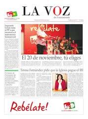 Documento PDF la voz noviembre 2011