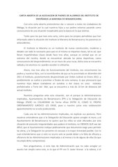 Documento PDF carta abierta