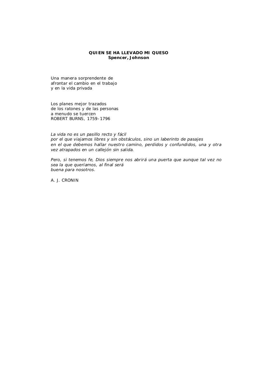 Vista previa del archivo PDF quien-se-ha-llevado-mi-queso.pdf - Página 1/29