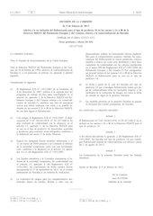 Documento PDF diario oficial europeo sobre el flufenoxuron