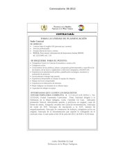 Documento PDF convocatoria planificacion central 1