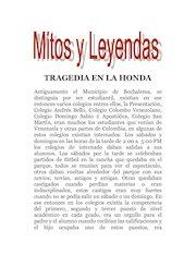 Documento PDF bochalema mitos y leyendas