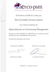 Documento PDF certificados cecm online 21 may 2012 crist bal carrasco