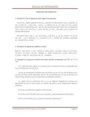 Documento PDF ejercicios ortogr ficos