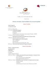Documento PDF temario 23 een 19 09 12 temas expositores moderadores y panelistas confirmados
