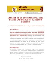 Documento PDF d a no laborable en el sector p blico