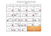 Documento PDF horario octubre 12