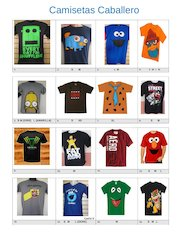 Documento PDF catalogo camisass new oct