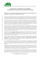 Documento PDF propuestas de ceapa a la lomce 1