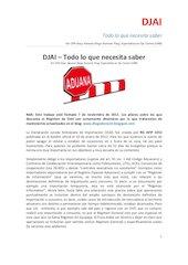 Documento PDF djai todo lo que necesita saber diego dumont