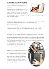 Documento PDF ejercicios en parejas