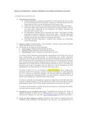 Documento PDF bases de la promocion navidad nissan march