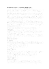 Documento PDF llista pans i preus