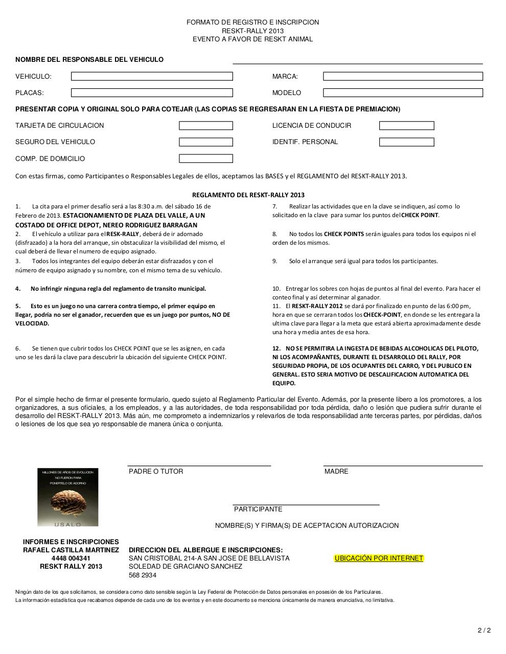 INSCRIPCION RESKT RALLY 2013.pdf - página 2/2