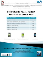 Documento PDF tarifas telefonia 2013