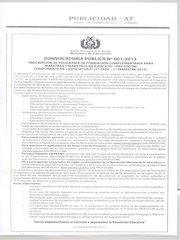 Documento PDF convocatoria 2013 profocom