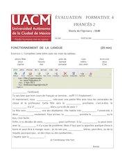Documento PDF francais 2 formative finale