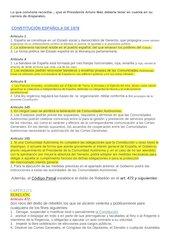 Documento PDF lo que conviene recordar de la constitucion espanola