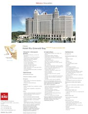 Documento PDF hotel riu emerald bay