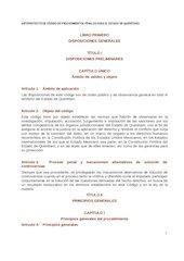 Documento PDF iniciativa de ley de justicia penal del estado de queretaro 1