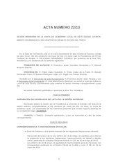 Documento PDF 20130528 borrador acta junta de gobierno local de 28 mayo 2013