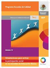 Documento PDF orientaciones para activar la participacion social educacion basica