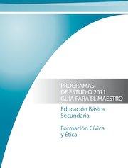 Documento PDF programa secundaria formacion civica y etica 2011