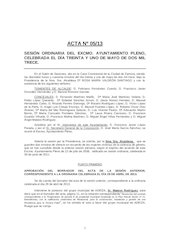 Documento PDF 20133105 acta pleno ayto zamora 31 05 13