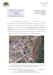 Documento PDF 20130709 registrado al ayuntamiento travesia alfonso xiii