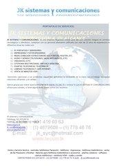 Documento PDF portafolio de servicios