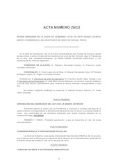 Documento PDF 20130625 acta junta gobierno local ayto zamora 25 06 13 aprobada