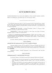 Documento PDF 20130709 acta aprobada junta gobierno local ayto zamora 09 07 13