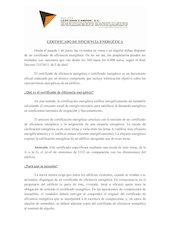 Documento PDF certificado de eficiencia energetica