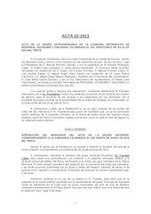 Documento PDF 20130725 acta ci personal econom a y hacienda jueves 25 07 13