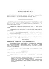 Documento PDF 20130903 acta junta gobierno local ayto zamora 03 09 13 aprobada