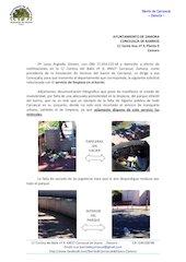 Documento PDF al ayuntamiento limpieza carrascal