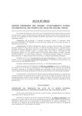 Documento PDF 20130713 acta del pleno del ayuntamiento de zamora de 30 de julio 2013