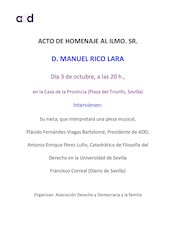 Documento PDF acto de homenaje a manuel rico lara
