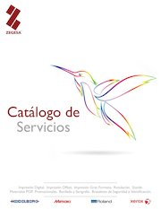 Documento PDF catalogo zegesa