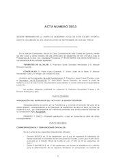 Documento PDF 20130924 acta aprobada junta gobierno local ayto zamora de 24 septiembre 2013