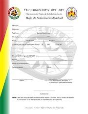 Documento PDF solicitud y equipo cna