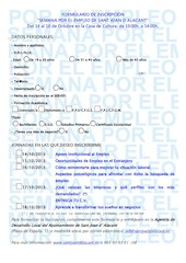 Documento PDF formulario de inscripcion