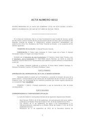Documento PDF 20131001 acta aprobada junta gobierno local de 1 de octubre 2013