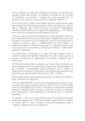Documento PDF los derechos de los ciudadanos ante los supuestos de la identificaci n por parte de la policia