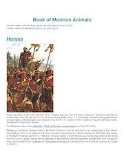 Documento PDF horses bom