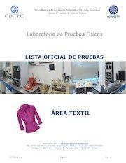 Documento PDF textil 2012 informativo