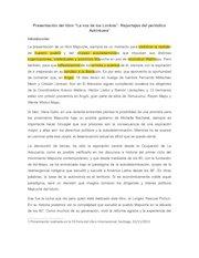 Documento PDF presentacio n del libro la voz de los lonkos