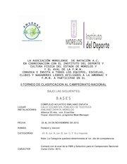 Documento PDF convocatoria ii torneo de clasificacion c c 2013